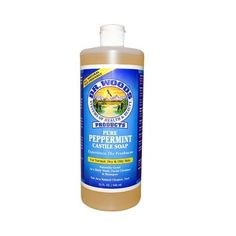 Dr Woods Pure Castile Soap Peppermint 32 Fluid Ounce Pack of 2 >>> This is an Amazon Affiliate link. To view further for this item, visit the image link.