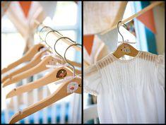 super easy and cute diy decoupage children's hanger