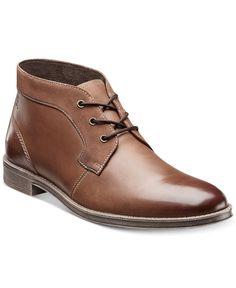 Stacy Adams Cagney Plain Toe Chukka Boots