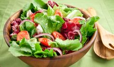 • View topic - Classic Tossed Salad