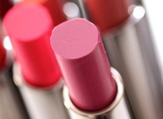 MAC What a Feeling Huggable Lipcolour, a mid-tone cool pink with a cream finish, December 2013