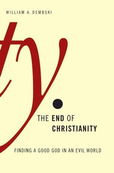 The End of Christianity Book Cover Design