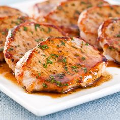 Balsamic-Glazed Pork Cutlets Recipe - Cook's country. Everyone ...