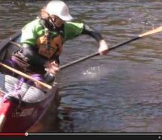 A quick introduction to the canoe paddle low brace that covers all the essentials with great tips from Rapid Media.