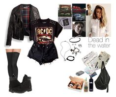 Supernatural, Dead in the water Part 1 Bad Girl Outfits, Teenager Outfits, Edgy Outfits, Teen Fashion Outfits, Grunge Outfits, Cute Casual Outfits, Outfits For Teens, Fashion Dresses, Nerd Fashion