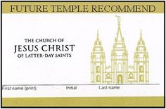 LDS Activity Days: learn how to prepare for temple and learn about the temple