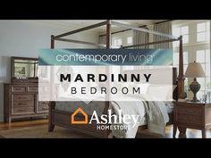 www.ashleyfurniturehomestore.com p mardinny-queen-poster-bed apk-b646-qrb