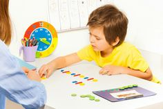 Learning Tools for Kids with Autism - Autism Teaching Tools - Learning Aids Parenting Humor, Kids And Parenting, Parenting Tips, Parenting Articles, Hospital Infantil Sabara, Autism Diagnosis, Behavior Modification, Learning, Adhd
