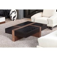 Cool lift-top coffee table