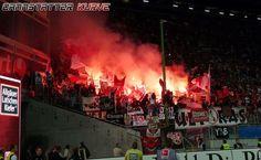 1.FC Kaiserslautern - VfB #Ultras #Lautern #pyro #VfB #FCK