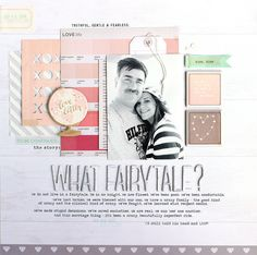 The Paper Orchard:   COLLECTION| Crate Paper Kiss KissSTORY | This ...