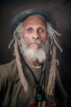 """Cedric Myton (The congos). Founding member and lead singer from """"The Congos"""" reggae band, founded in the earlys 70's."""