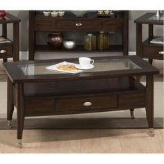 You'll love the Montego Merlot Coffee Table at Wayfair - Great Deals on all Furniture  products with Free Shipping on most stuff, even the big stuff.