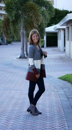 Stitch Fix - Love this sweater - colors and style are awesome!