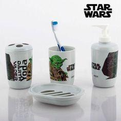 Star Wars Bathroom Accessories (4 pieces)