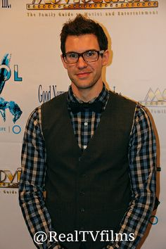 Zane Stephens, Backstage Movieguide Awards Gifting Suite