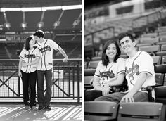I want engagement pictures at turner field! Engagement Pictures, Engagement Shoots, Wedding Pictures, Wedding Ideas, Georgia Wedding, Atlanta Wedding, Atlanta Georgia, Atlanta Braves, Turner Field