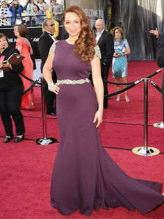 This is the my 4th place favourite dress on the Oscar red carpet.