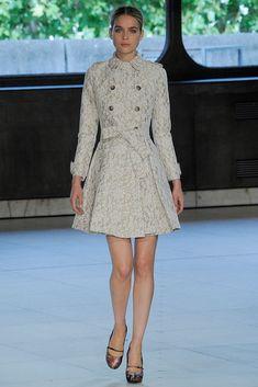 Erdem Spring 2010 Ready-to-Wear Fashion Show - Kim Noorda