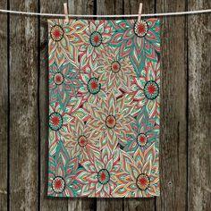 Unique Bathroom Towels | Pom Graphic Design - Floral Epoque