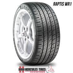 Hercules Raptis WR1 225/55R16 99W BW 225 55 16 2255516 35K Warranty