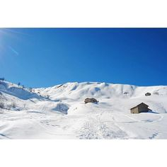 """Aujourd'hui c'était rando sous le soleil! #lesmenuires #rando #winter #snow #ski #sky #sunday"" Photo taken by @lesmenuires on Instagram, pinned via the InstaPin iOS App! http://www.instapinapp.com (02/21/2016)"