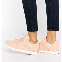 Blush Sneakers - A category worth mentioning, but not dominated by a specific brand, blush sneakers are a trending sneaker colorway this season. On Shopstyle Now.