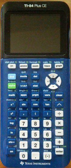 TI-84 Calculator blackline   calculator   Pinterest   Calculator ...