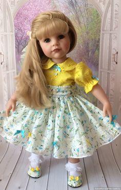 А мы все равно ждем лето / Куклы Gotz - коллекционные и игровые Готц / Бэйбики. Куклы фото. Одежда для кукол
