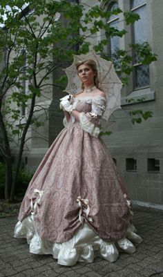 Southern belle ball gown
