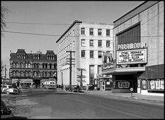 Saint John New Brunswick, Ethel Merman, Vera Ellen, Donald O'connor, Paramount Theater, Back Home, Nostalgia, King, Vintage