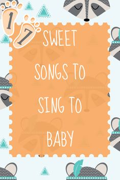 Songs To Sing To Baby