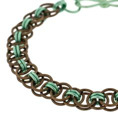 Mint Truffle Bracelet | Fusion Beads Inspiration Gallery