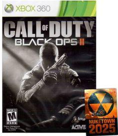 Call of Duty Black Ops II 2 + NUKETOWN 2025 BONUS MAPS got to love playing zombies