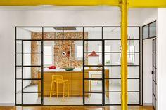 El piso madrileño del arquitecto Patxi Eguiluz - Cocina | Galería de fotos 3 de 11 | AD