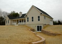 The Penny Model is one of many Custom Homes by Cumberland Development Corp. Custom Homes, Home Remodeling and Renovation in Howard County MD. Howard County Md, Building A Retaining Wall, Custom Homes, Home Remodeling, Shed, Diy Projects, Backyard, Outdoor Structures, Cabin