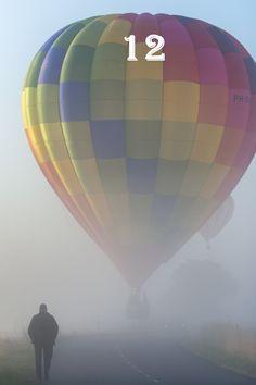 Mondial Air Ballons ® #advent #avent #adventballoon #ballondelavent #hotairballoon #montgolfiere #hotairballoons #montgolfieres #december #décembre #mondialairballons #oneballoonaday #unballonparjour #fog #brouillard