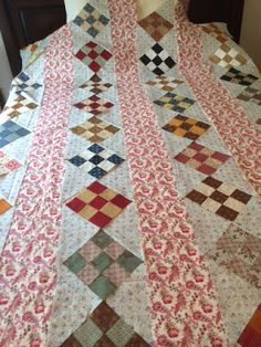 Jayne's Quilting Room: The Versatile 9-Patch