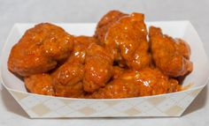 Boneless Chicken Bites  http://pepperspizzaandsubs.com/