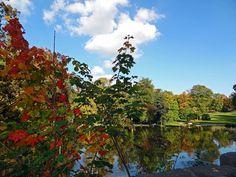 Englischer Garten in Meiningen