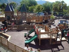 A list of some of the best parks, playgrounds and trails for families in Cache Valley and Logan Utah -- Cache Valley Family Magazine