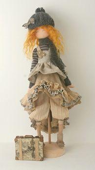 Tilda doll. All about Tilda, pattern, master classes. - Compilation of tildes for inspiration!