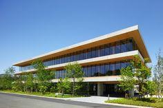 Parametric Architecture, Facade Architecture, Hospital Design, Building Facade, Balcony Design, Facades, Art Deco, Exterior, Tours
