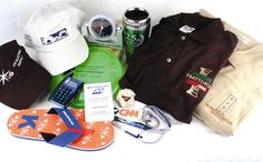 Free Promotional Merchandise From Your Company...How freakin  cheap are you? Unless you work at Hooters, a professional sports team, or the National Mint, raiding your employers file cabenet for free stuff to give at Christmas just doesn't cut it!