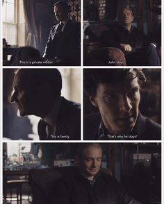 "That smirk was everything - Sherlock S04 EP03 ""The Final Problem"". Season 4. Episode 3. *cries with happiness*"