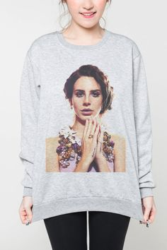 Lana Del Rey shirt sweater women tshirt men by OnemoreToddler