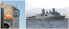 USS New Yorkthe fifth San Antonio-class amphibious transport dock, is the fifth ship of the United States Navy to be named after