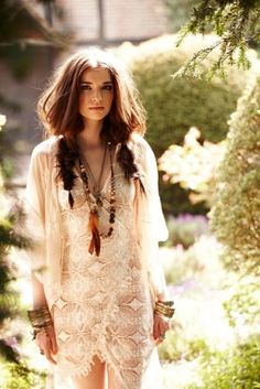 Bohemian Clothing | ... – HIPPIE STYLE » 8_Inspirational Looks_Hippie Style_MyFashionView