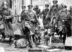 This Day in History: Apr 26, 1933: The Gestapo, the official secret police force of Nazi Germany, is established. http://dingeengoete.blogspot.com/