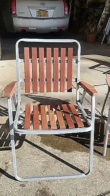 grosfillex, oyonnax, france. four 'marguerite' lawn chairs, 1960s